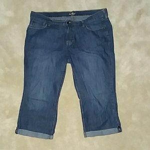Old Navy Capri Pants Size 18R